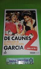 DE CAUNES ET GARCIA 2 LE MEILLEUR DE NULLE PART AILLEURS BEST OF TV COFFRET DVD