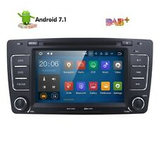 "7"" Android Car Stereo for Skoda Octavia DVD GPS Sat Nav Radio 3G DAB+ DTV-IN"
