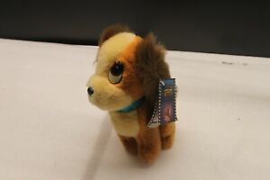 Lady and the Tramp Disneyland Plush Stuffed Toy Dog  Vintage