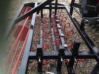 Tractor Mounted Master Leveller/ Manege / Arena / Menage Grader.