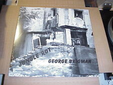 LP:  GEORGE BRIGMAN - Jungle Rot NEW SEALED HEAVY PSYCH FUZZ REISSUE  POKORA