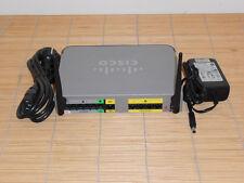 Cisco SRP547W-E-K9 Series Service Ready Platform Router ADSL2+ Annex A/M