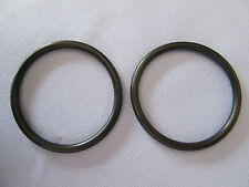 06-0449 NORTON COMMANDO 750cc & EARLY 850cc SWINGING ARM BUSH INNER O RING (PR)