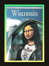 WISCONSIN-A GUIDE TO AMERICA'S DAIRYLAND-A COMPASS AMERICAN GUIDE-ILLUS W/PHOTOS