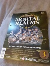 Mortal Realms Issue 3 - Booklet/Magazine only - Warhammer AoS