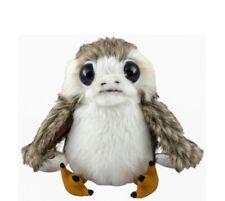Underground Toys - Star Wars Porg on Board Figure - White and Brown