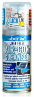 3 x UBER AIR aircon conditioning bomb cleaner purifier freshener Linen Fresh