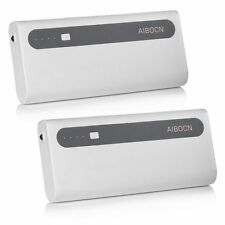 2x 10000mAh Portable Power bank Battery Charger For iPhone 6 Plus Android Phones
