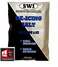 Scotwood Commercial Rock Salt 50 Lb. Whb-Lg507