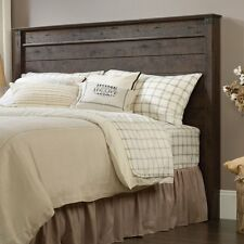 Sauder 419887 Carson Forge Full/queen Panel Headboard In Coffee Oak Finish New