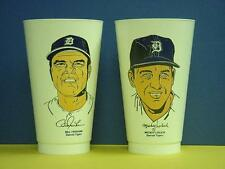 1973 Detroit Tigers Bill Freehan  7-11 Slurpee Cup  - FLASH SALE