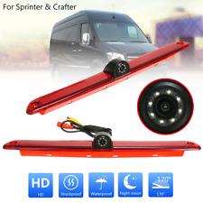 Backup Reversing Camera Brake Light For Mercedes Benz Sprinter VW Crafter 07-19