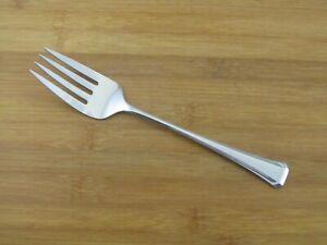 "Oneida MAESTRO ST LEGER Cold Meat Fork 8 3/8"" SSS Stainless Flatware Silverware"