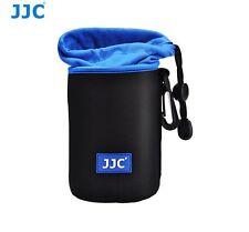 JJC NLP-13 Neoprene Lens Pouch Case Bag for 83 x 130mm(D x L) Camera Lens