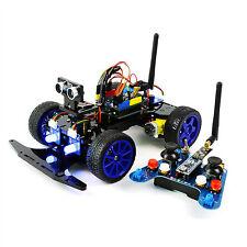 Adeept Robotics Model Arduino Smart Car kit Electronics DIY Ultrasonic Toys APP