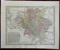 1861 SLAVE MAP Webb City Webster Groves Wentzville West Plains Wildwood MO HUGE