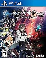 Tokyo Xanadu EX+ (Sony PlayStation 4, 2017)