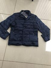 Silvian heach Coat Boys Lightweight Navy Summer Jacket Age 7 Boys Easter Jacket