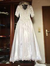 Brautkleid Traum in Weiß Ballon / Gala Sissi Prinzessin für einen Tag Absolut To