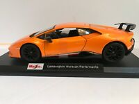 Maisto Lamborghini Huracan Performante 2020 Spec Edition Exclusive Style #31391