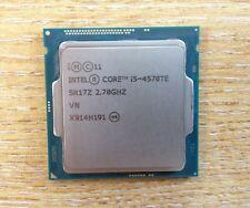 Intel Core i5-4570TE Dual Core Processor 2.70GHz 4M SR17Z Socket LGA1150 CPU