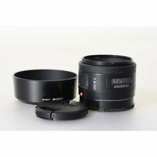 Sony AF 1,4/50mm - Sony Alpha SAL-50F14 Standardobjektiv Autofocus Sony A-Mount