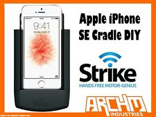 STRIKE ALPHA APPLE IPHONE SE CAR CRADLE DIY - IN-BUILT FAST CHARGER PROTECT HOLD
