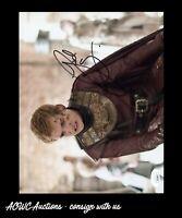 Autographed 8x10 Photo -  Jack Gleeson - Game of Thrones (Joffrey) - JSA Cert.