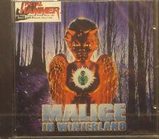 CD MALICE DANS LES PAYS DE L'HIVER,Megadeath avec , entre autres, Promo