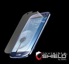 Zagg Invisible SHIELD Samsung Galaxy S3 III i9300 HD Screen Protector **NEW**