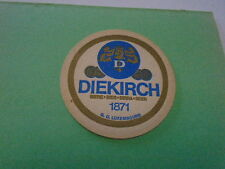 "SOUS - BOCK  "" DIEKIRCH ""  BIERE-BIER-BIRRA-BEER  1871  ""  G.D. LUXEMBOURG"