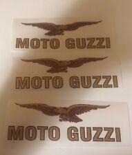 Moto Guzzi Tank Decals