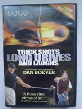 Trick Shots Long Drives and Laughs Dan Boever DVD 2010 Volume 1