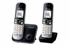 Panasonic Telefono cordless DUO 2 KX-TG6812JTB
