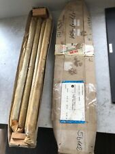 More details for fritsch  shaft for carriage   07317-008-001  quantity= 4         stock k3053