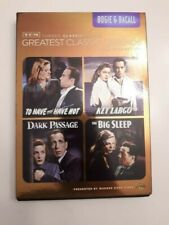 Bogie,Bacall: To Have And Have Not/Key Largo/Dark Passage/The Big Sleep Dvd