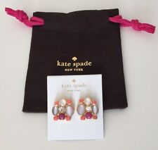 Kate Spade New York Bashful Blossom Earrings - Nwt Style # O0Ru1277
