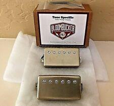 Bloom Bucker P.A.F. Humbuckers. Tone Specific Custom Shop. Fits Gibson Les Paul.