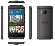 """5"""" Nuevo desbloqueado HTC One M9 32GB AT&T 20MP 4G LTE Libre TELEFONO MOVIL Gris"""