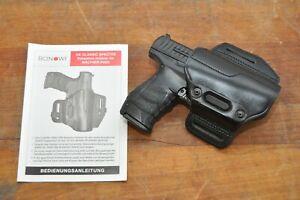 Bonowi GK Pro Classic Holster für Walther P99 Q // Original Polizei
