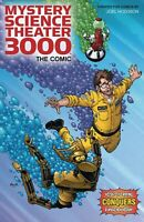 Mystery Science Theater 3000 GN Joel Hodgson MST3K Original Story Nauck New NM