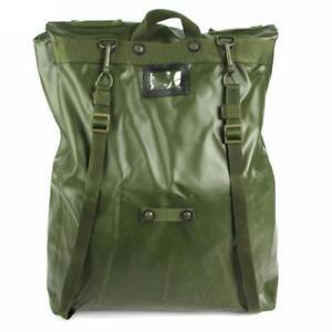 Czech Military Army Surplus M85 Large Waterproof Rucksack Bag Olive Drab Green