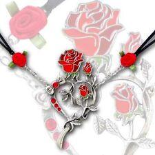 Alchemy UL17 Halsband Rose Heart Steampunk Gothic Schmuck
