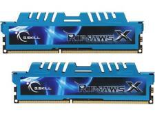 G.SKILL Ripjaws X Series 16GB (2 x 8GB) 240-Pin DDR3 SDRAM DDR3 2400 (PC3 19200)