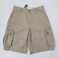 New with tag NWT Boys RALPH LAUREN Khaki POLO Classic Chino Carpenter Shorts 14