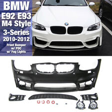 M4 Style Front Bumper with PDC & Fog Lights For BMW 2010-2012 3Series E92 E93