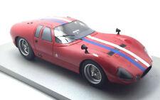 Maserati Tipo 150/3 Press Street Red Version 1963 1:18 Model TECNOMODEL