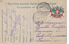 POSTA MILITARE 91 ° REGG.TO FANTERIA BRIGATA BASILICATA MONTE GRAPPA 1916 C3-30