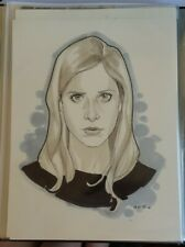 More details for buffy commission, phil noto, original art