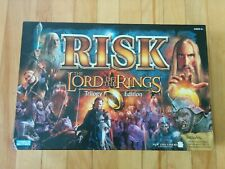Risk: The Lord Of The Rings Trilogy Edition - Parker Brothers Board Game